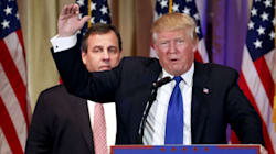 Just How Excited IS Chris Christie About President Donald