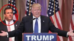 Le regard désemparé de ce soutien de Trump a bien fait rire les