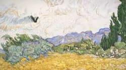 'Loving Vincent', el documental que da vida a los cuadros de Van