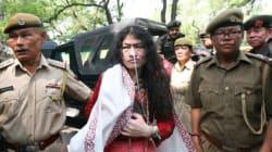 Irom Sharmila Arrested After Resuming Hunger