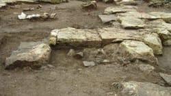 Colosseo, riaffiora l'antico pavimento di