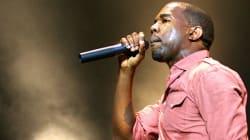 Kanye West pris en flagrant délit de