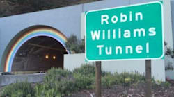 Sign Of Respect: New Tunnel Honours Robin