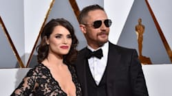 Why Tom Hardy's Wife Took So Long In The Bathroom At The