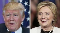 Un duel entre Clinton et Trump se dessine