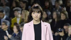 Paris: Courrèges présente des vêtements disponibles