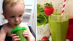 18 Green Smoothies For Kids To Celebrate St. Patrick's
