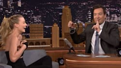 Margot Robbie Hilariously Fails At Lip Reading, No Thanks To Jimmy Fallon's Poor Aussie