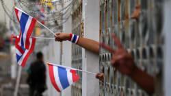 Jeux dangereux entre la junte thaïlandaise et la