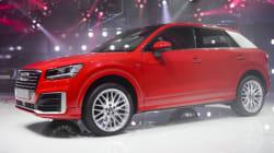 Audi Q2, nouvelle DS3, Ferrari... les nouveautés du salon de