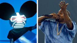 Kanye West et le DJ Deadmau5 s'écharpent sur