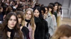 Semaines de mode: une étude propose de la mode disponible tout de