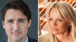 La lettre ouverte de Pamela Anderson au Premier ministre Justin