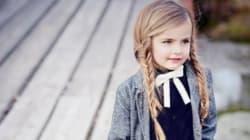 À 4 ans, Ivy Mae est notre nouvelle inspiration style