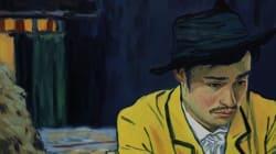 Cada frame deste longa-metragem sobre Van Gogh é uma pintura a óleo de
