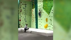 Employee Fired After Ignoring Crying Girl On B.C. Rock-Climbing
