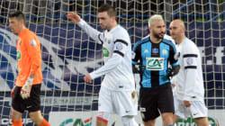 Marseille bat Granville (0-1) en quart de finale de la Coupe de