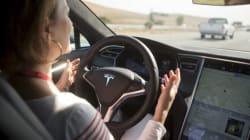 Qui est responsable d'un accident de voiture autonome? La question fait froid dans le