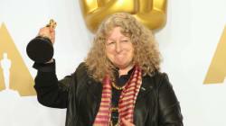 Jenny Beavan, la femme primée aux Oscars qui n'a pas été applaudie, a réagi