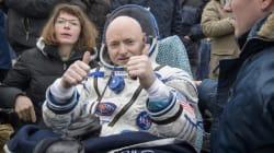 Sem gravidade, astronauta volta 5 centímetros mais alto do