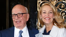 Rupert Murdoch Is The 'Happiest Man In The World' After Marrying Jerry