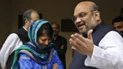 Mehbooba Mufti Is Not Afraid Of Criticism For Allying With