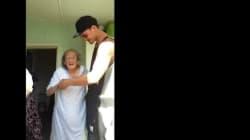 Cette grand-mère a (vraiment) un petit-fils en