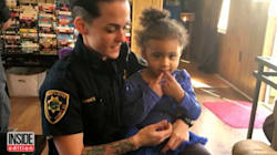 Toddler Calls 911 For A Fashion