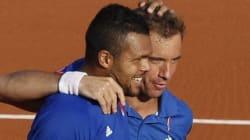 Coupe Davis: La France élimine le
