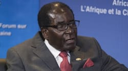 Watch 92-Year-Old Robert Mugabe Threaten To Punch A