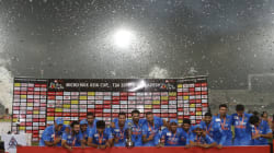 India Win Asia Cup As Dhawan Hits Form Against