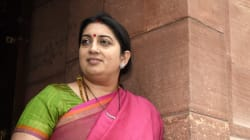 Begged Smriti Irani For Help But She Left, Alleges Accident