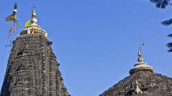 Locals Stop Women From Entering Trimbakeshwar Temple
