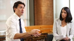 Trudeau Weighs In On Getting Women Into Politics