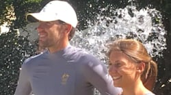 Our Olympic Sailors Don't Get Wet Even When You Throw Water On