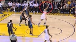 Steph Curry Is So Good Andrew Bogut Celebrates BEFORE He Even