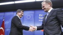 Ue-Turchia, accordo di massima sui migranti. I
