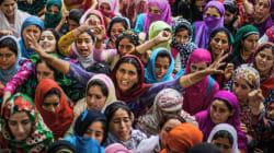 60 Stunning Photos Of Women Protesting Around The