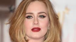 Le maquilleur d'Adele révèle le secret de son ligneur