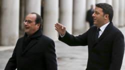 Libia. Matteo Renzi preme su Francois Hollande:
