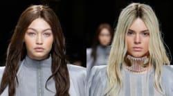 La folle semaine de Kendall et Gigi, les mannequins stars de la Fashion week