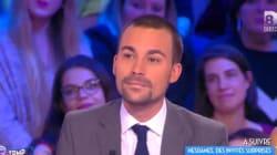 Bertrand Chameroy annonce en direct qu'il quitte