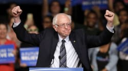 Feel The Bern: Sanders Pull Off A Win In