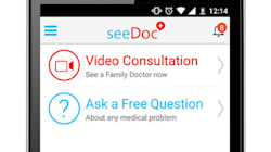 Now, A Doctor On Call Now With The SeeDoc