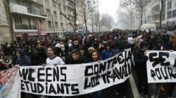 Manifs, lycées, SNCF, RATP, bouchons... Le point en ce jour de