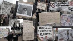 Le meilleur (et le pire) des slogans de la manifestation anti-loi