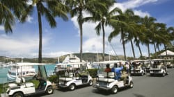 7 Injured In Hamilton Island Buggy
