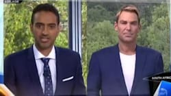 The Awkward Moment Between Waleed and Warnie That Led To This