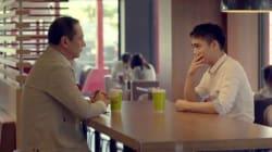 Il coming out di un figlio nella pubblicità del McDonald che ha fatto infuriare le associazioni