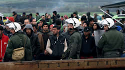 Balkan Countries Shut Borders To Migrants And